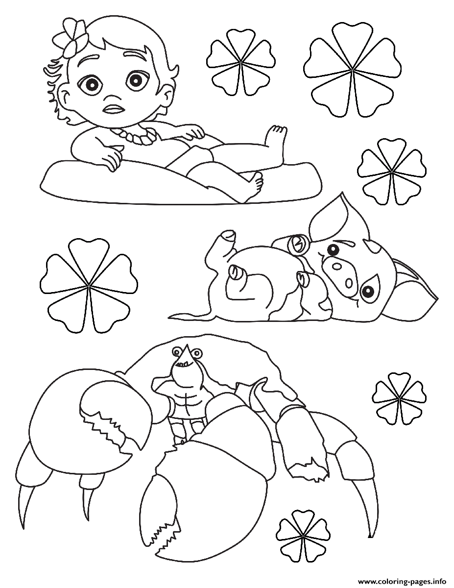 Moana free coloring printable coloring pages for kids for Moana coloring pages