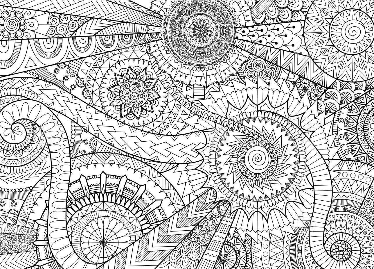 Patterns Coloring Lesson Free Printables And Coloring Pages For Kids