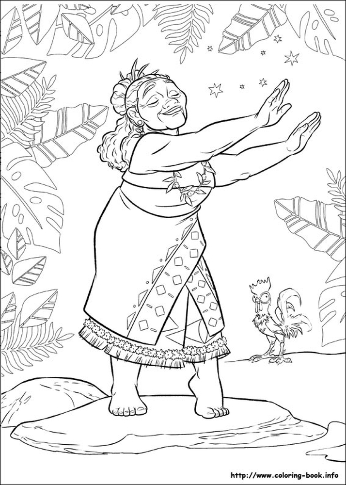 Free Moana Coloring Pages To Print Rq P Free on spongebob squarepants coloring pages to print